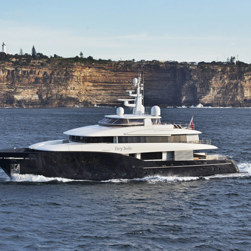 Super Yacht HEY JUDE in Sydney 26/05/2015 ph. Andrea Francolini